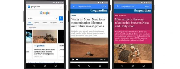 What is AMP or Accelerated Mobile Pages?